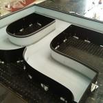Надпис от обемни букви - 3D Systems
