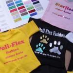 декоративно текстилно фолио от Poly Flex