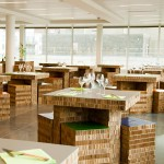 Мебели от рециклиран картон