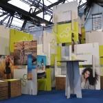 Декори от плоскости от рециклиран картон