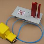 Пневматична машина за огъване на профил за обемни букви