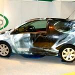 Пълно облепване на автомобил с каст фолио и каст ламинат