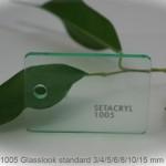 Setacryl - прозрачен 20мм